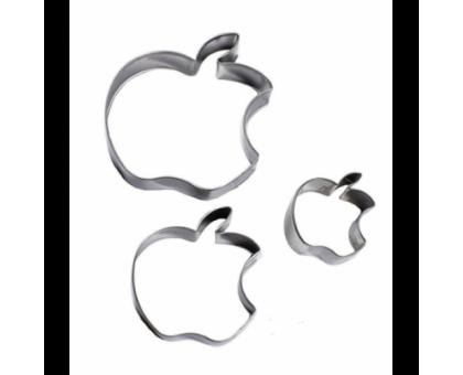 """Metal cuttings """"Apple"""""""