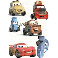 """Waffle picture """"Cars""""-24"""