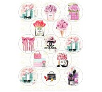 """Waffle picture """"Womens""""-3"""