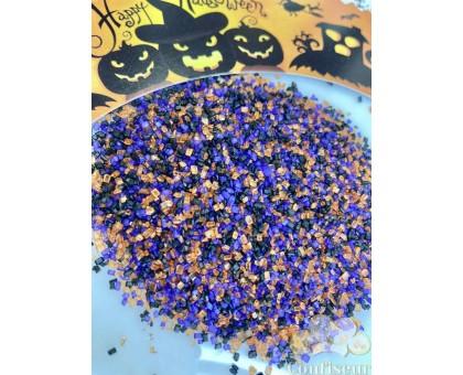 Сахарные кристаллы хэллоуин (70г)