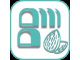 Marzipan, almond paste