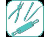 Инструменты для изготовления цветов