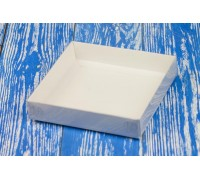 Коробка для пряников №1 с пластиковой крышкой
