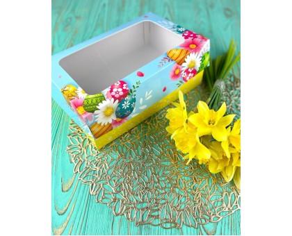"""Box """"Cupcake"""" M0061-o6. """"Easter"""""""