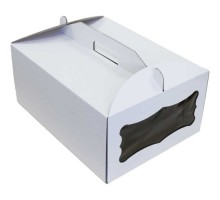 Box 410 * 310 * 180 white