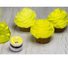 Confiseur - краситель порошок водорастворимый Желтый лимон