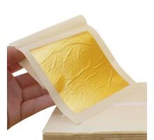 Сусальное золото кулинарное 2 листа