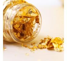 Сусальное золото кулинарное фракционное (250 мг)