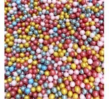 Sugar balls pearl Mix 5mm (100g)