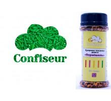 Сахарная вермишель Зеленая (80 грамм)