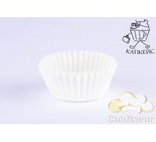 Paper capsule mini white 50pcs