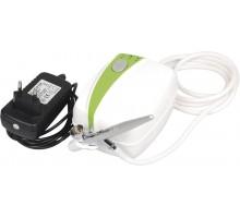 81-130- Мини компрессор в комплекте с аэрографом (0,3мм)