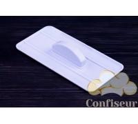Pad for rectangular postmark