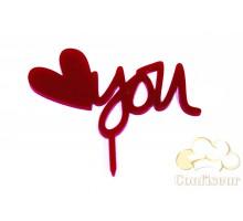 """Топпер  """"Love You"""""""
