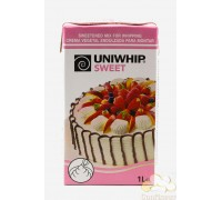 Cream sweet pastry Uniwhip 28%