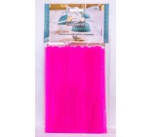 Палочки для кейк-попсов и леденцов розовые 150мм