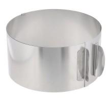 Форма раздвижная круглая O160-300 / Н 80 мм