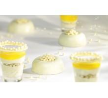 Декор из Белого шоколада - Crispearls ™ White