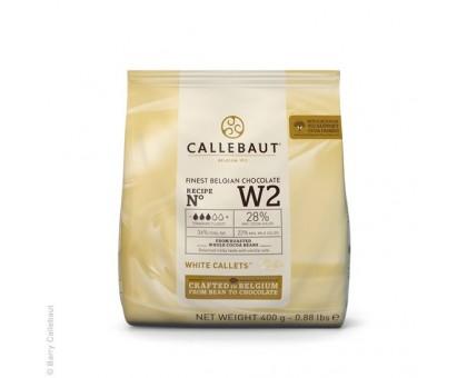 Шоколад белый № W2 (400 грамм)