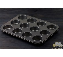 Form for baking cupcakes 12 PCs
