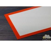 Коврик силиконовый армированный для выпекания 380*280 мм