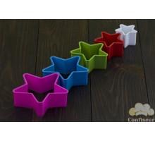 """Cutters plastic """"Stars"""" (set of 5 PCs)"""