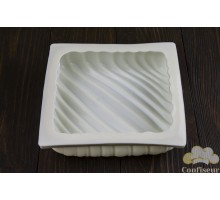 """Silicone form for Evrosert""""Pop""""180*180*40 mm"""