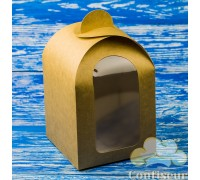 "Коробка. Модель №0056 ""Купол"". М0056-о3. Крафт"