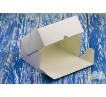 Коробка контейнер картон 180*120*80 Белая
