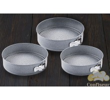Form non stick detachable round with granite coating d 280*260*240 mm, h 68 mm