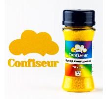 Сахар цветной желтый (70г)
