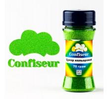 Сахар цветной мягкий зеленый (70г)