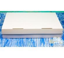 Коробка для торта 300*300*110 белая