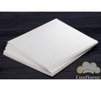 Подложка квадратная белая 30Х30 см