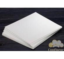 Подложка прямоугольная белая 30Х40см