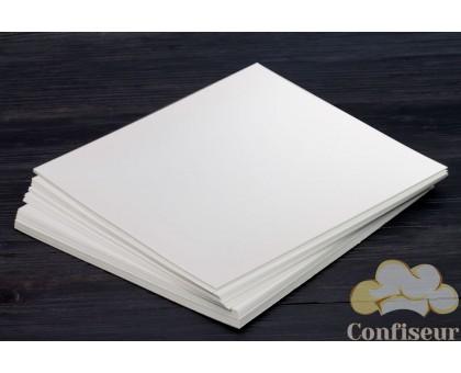 Подложка квадратная белая 25Х25 см