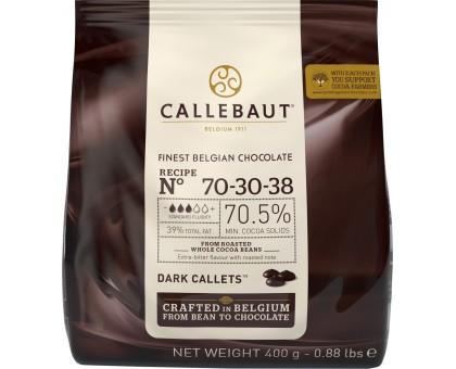 Шоколад черный № 70-30-38 (400 грамм)