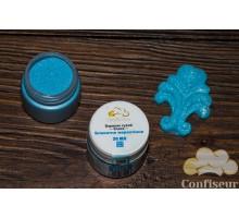 Confiseur - краситель сухой блеск Голубое мерцание