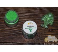 Confiseur - краситель сухой блеск Зеленый гранат