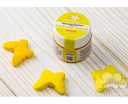 Confiseur - краситель паста Глубокий желтый