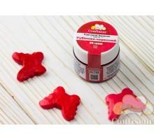 Confiseur - краситель паста Рубиново-красный