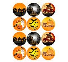 """Вафельная картинка """"Halloween""""-5"""