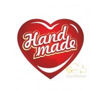 "Наклейки ""Hand Made-2"" 10 шт"