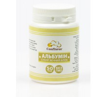 Альбумин (сухой яичный белок) 50гр